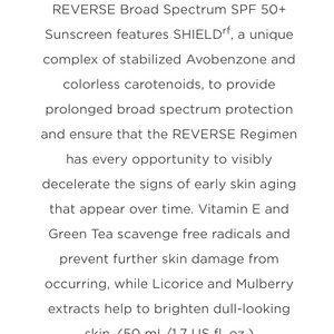 rodan and fields Makeup - Rodan and Fields Reverse Sunscreen NEW!